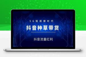 【178期】抖音直播带货实操课:3 天打爆直播间 7 天稳定自 然流玩法